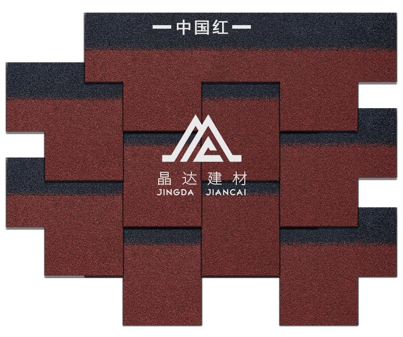 歌德型中国红沥青瓦A型