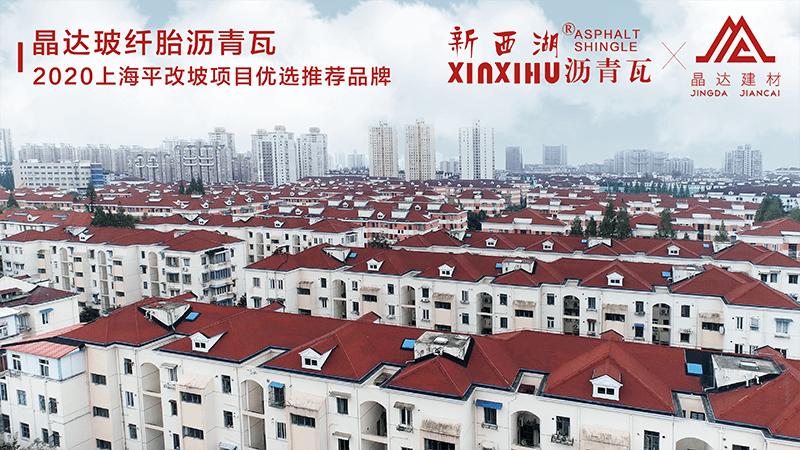 上海平改坡项目