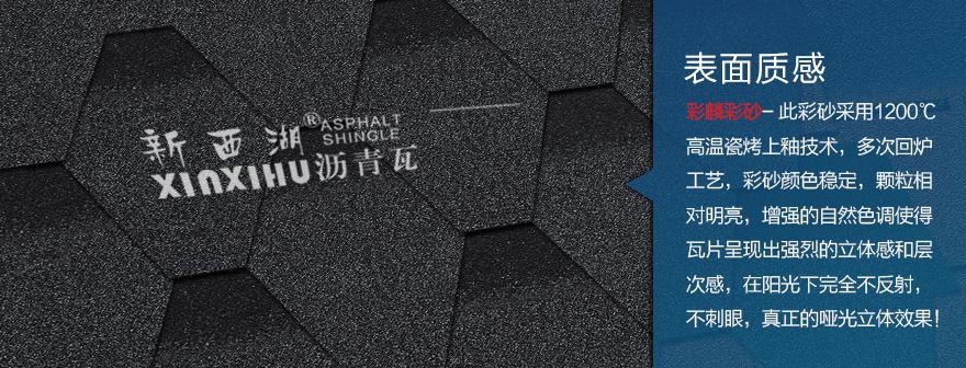 马赛克慕冷灰沥青瓦细节02